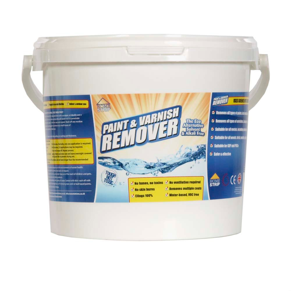 Home Strip - Paint & Varnish Remover
