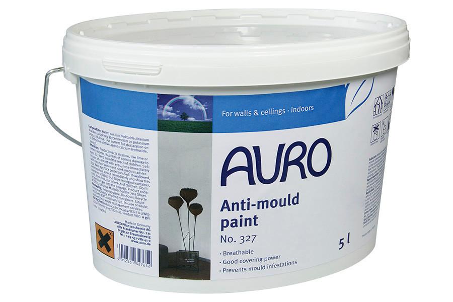 Anti Mould Paint Auro 327 Natural Mould Resistant Paint