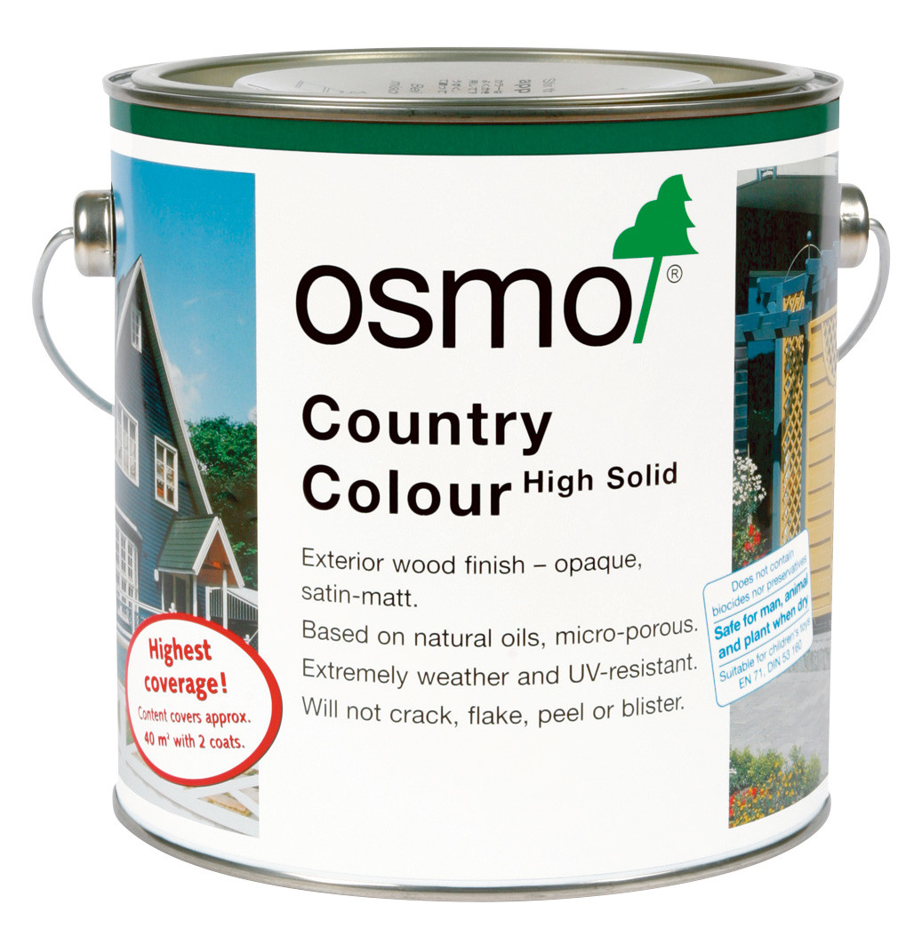 Osmo   Country Colour. Exterior Wood Paint Colours Uk. Home Design Ideas